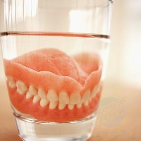 I Have False Teeth and I Love Them
