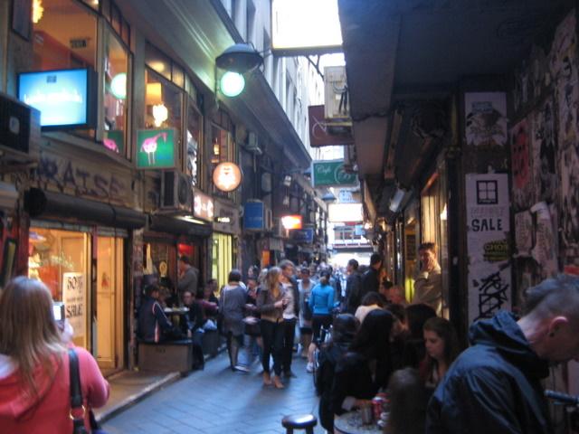 Flinders Street Cafe Menu