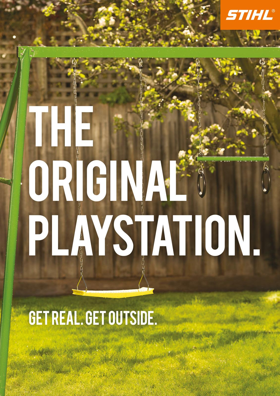 swing is original playstation