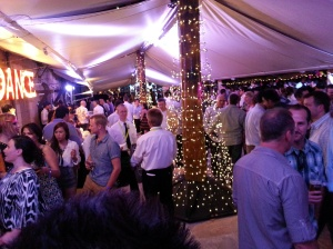inside festivities