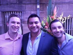 Mike, Jay & Matt