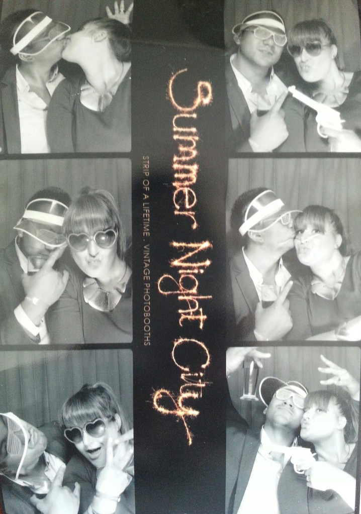 photo booth fun!