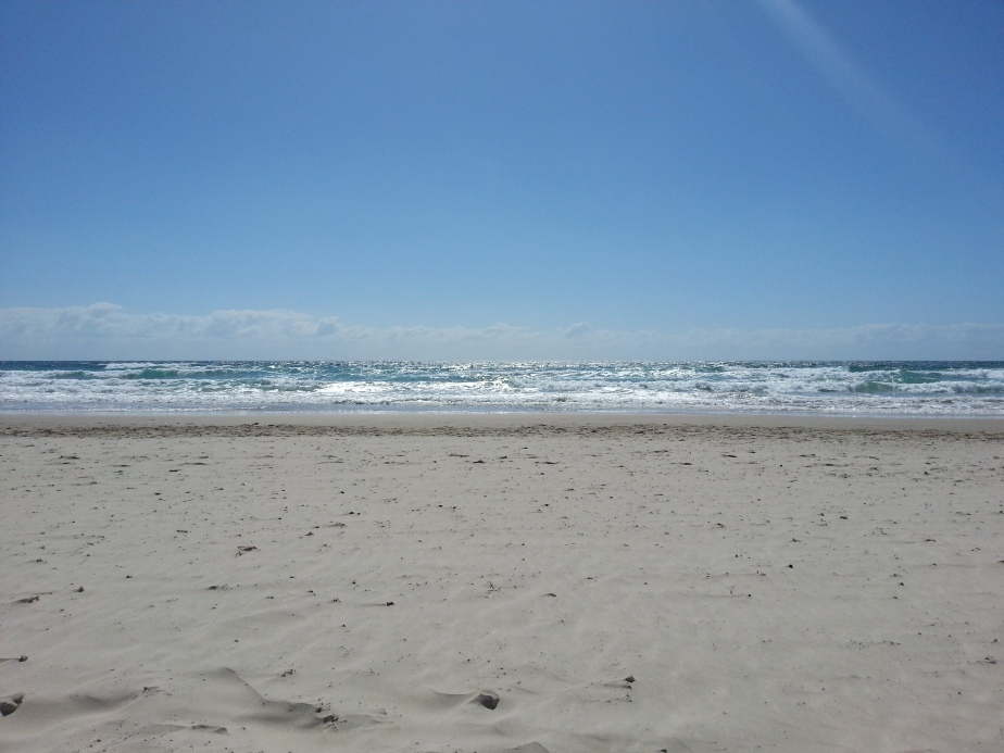 Suffolk beach