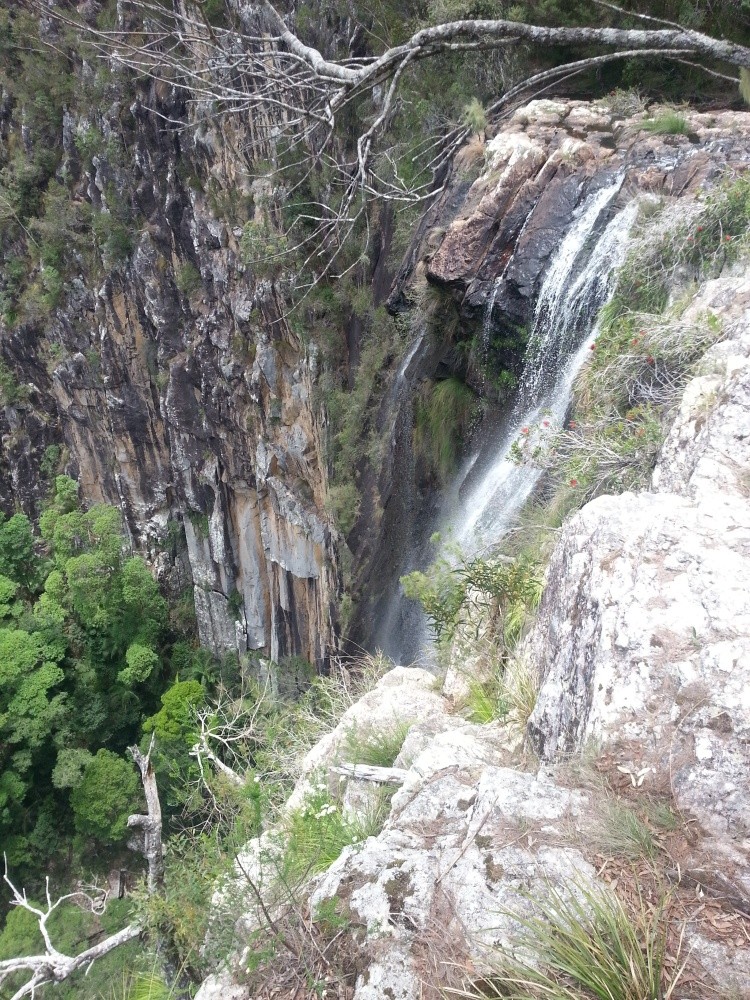 Minyon Falls - Byron hinterland