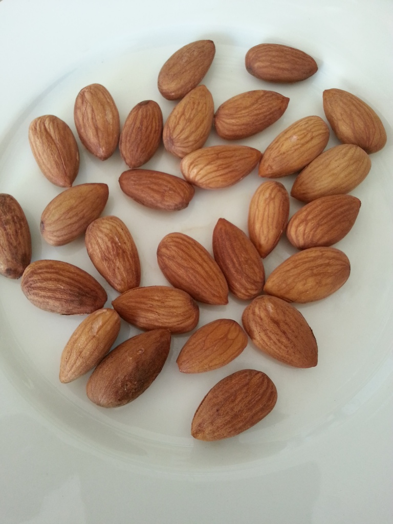 activated almonds