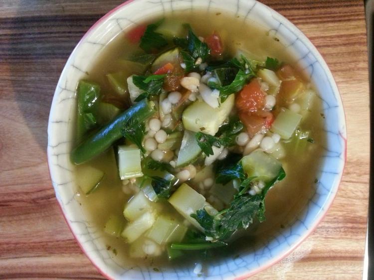 Potassium Balance Soup