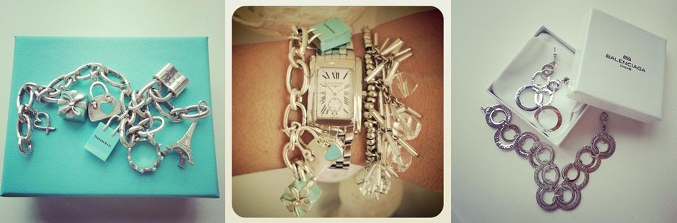 Tiffany Charm Bracelet Celebrities Tiffany Charm Bracelet