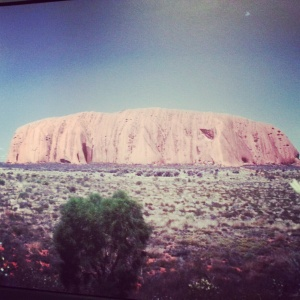 Beautiful Uluru (aka Ayres Rock)