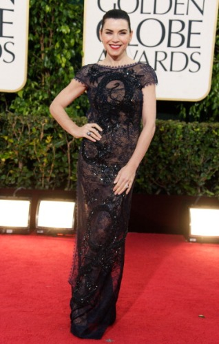 I love love love Julianna Margulies! Did you see the back of this Pucci dress? Amazeballs!