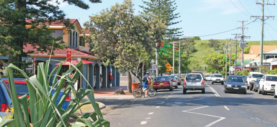 Lennox Head Main Street