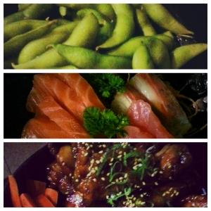 dinner - Japanese