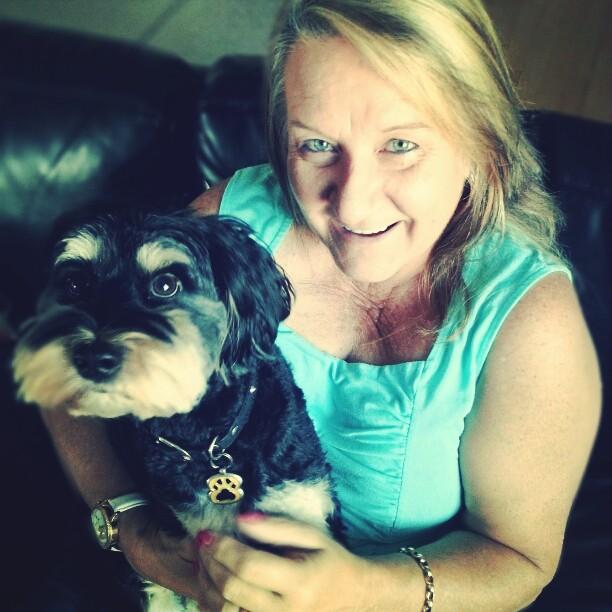 Mum & Harley