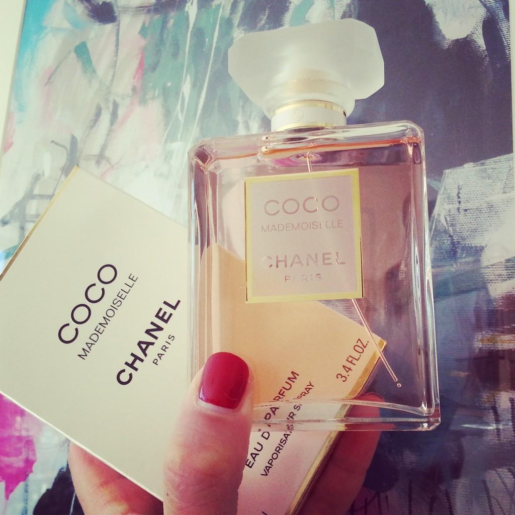 my favourite perfume