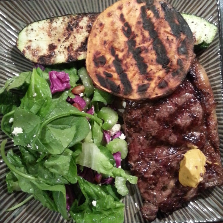 healthy (paleo) dinners