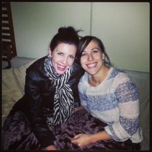 Michelle & Amanda