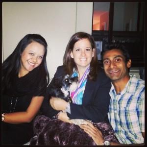 Syaz, Bianca & Ivan