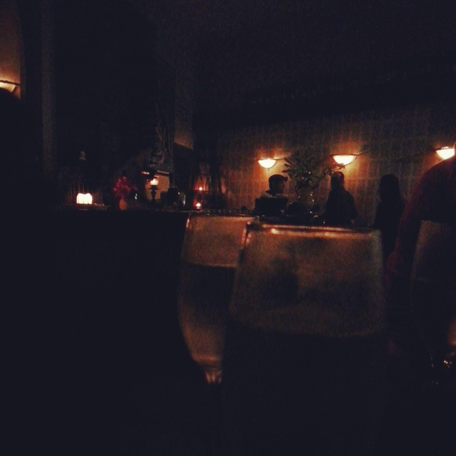 drinks that turned into dinner @ Gallon, Pyrmont