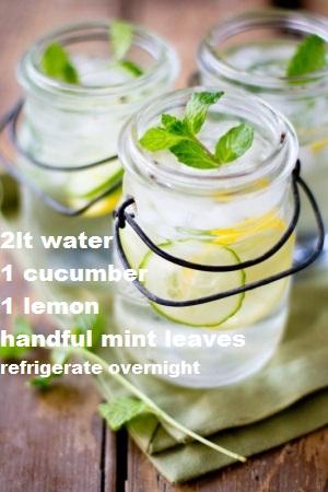 tasty & detoxifying