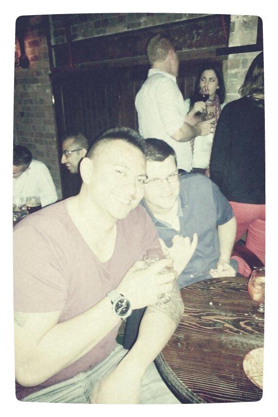 Jay & Ian