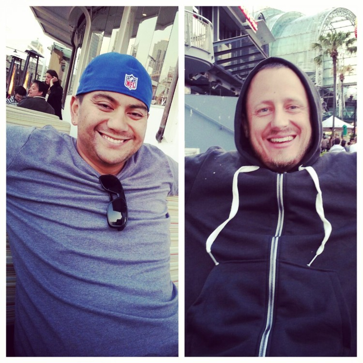 The Bromance; Jay & James