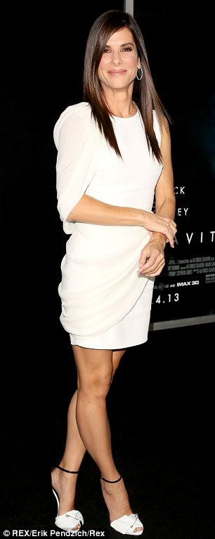 white perfection in Prabal Gurung for the Gravity premier