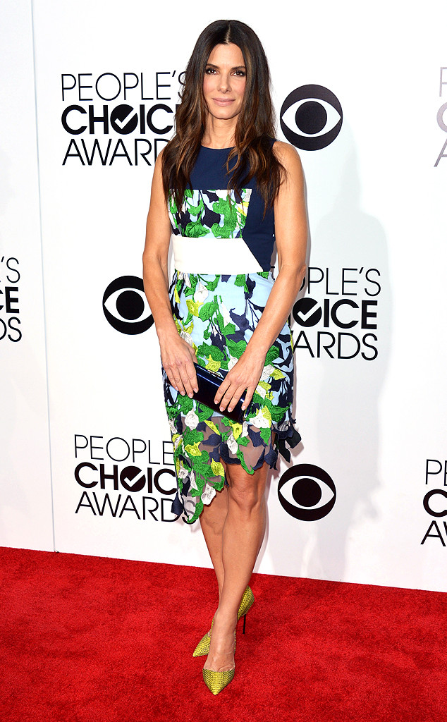In Peter Pilotto at the People's Choice Awards
