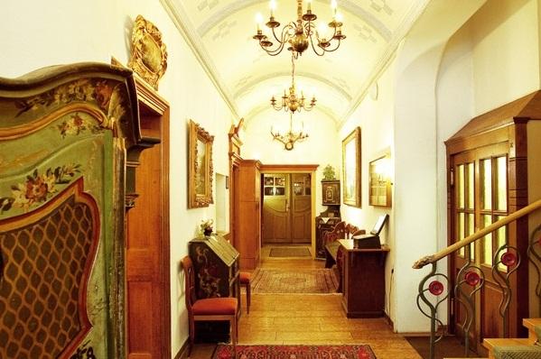 Hotel Hirsch (pic via their website)
