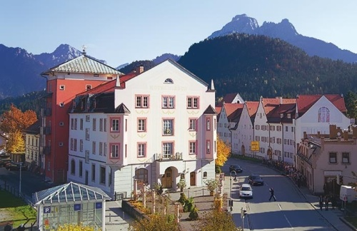 Hotel Hirsch (pic via their website)