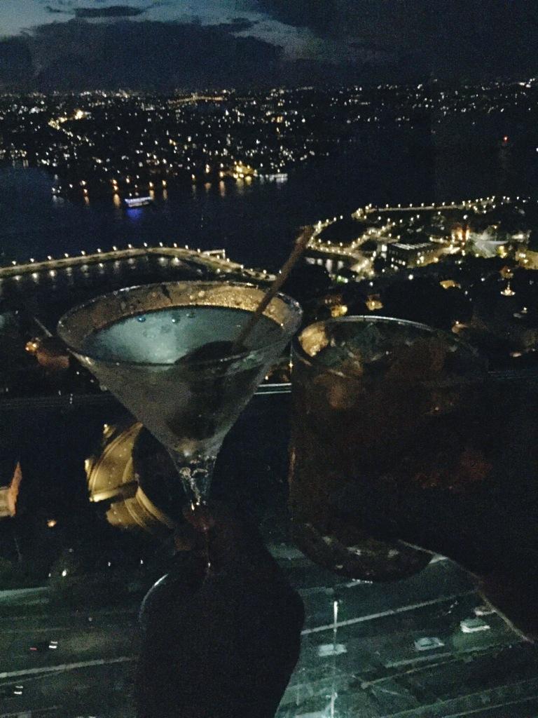 twilight cocktails @ Bar 36