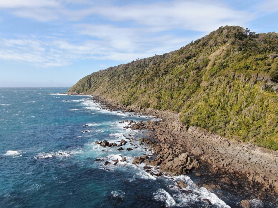 wild coast, NZ